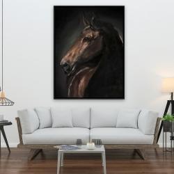 Framed 36 x 48 - Spirit the horse