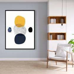 Framed 36 x 48 - Spheres