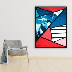 Framed 36 x 48 - Diagonal unity