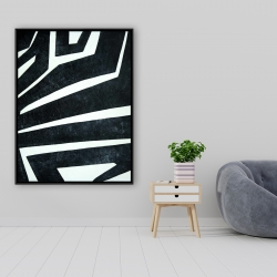 Framed 36 x 48 - Labyrinth