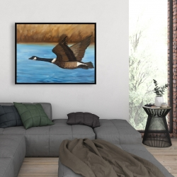 Framed 36 x 48 - Canada goose
