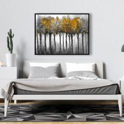 Framed 36 x 48 - Illuminated forest