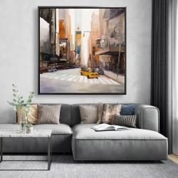 Framed 48 x 48 - New-york city center