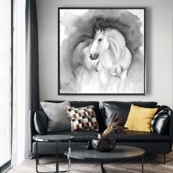 Framed 48 x 48 - Beauty