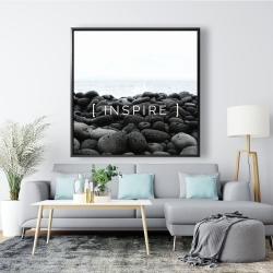 Framed 48 x 48 - Inspire