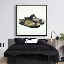 Framed 48 x 48 - Sandals