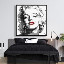 Framed 48 x 48 - Marilyn monroe