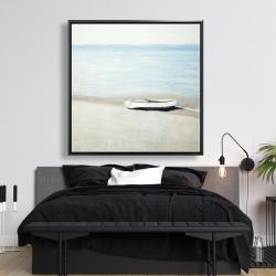 Framed 48 x 48 - Along the sea