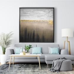 Framed 48 x 48 - Gilding