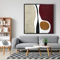 Framed 48 x 48 - Multiform
