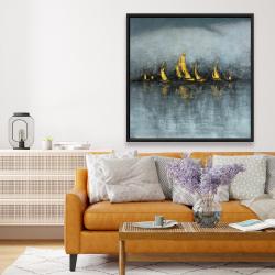 Framed 48 x 48 - Set sail