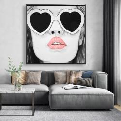 Framed 48 x 48 - Miss trend