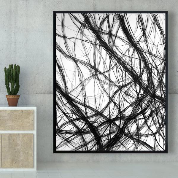 Framed 48 x 60 - Connection