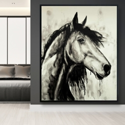 Framed 48 x 60 - Spirit horse