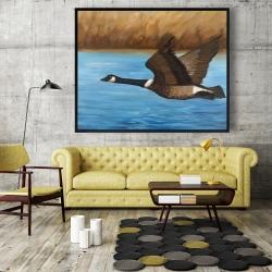Framed 48 x 60 - Canada goose