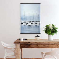 Magnetic 20 x 30 - Boats at the dock 2