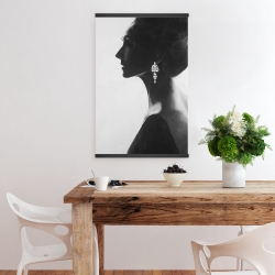 Magnetic 20 x 30 - Chic woman