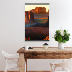 Magnetic 20 x 30 - Monument valley tribal park in arizona