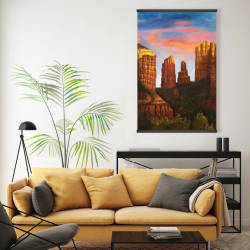 Magnetic 20 x 30 - Cathedral rock in arizona