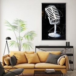 Magnetic 20 x 30 - Microphone