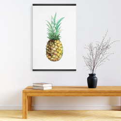 Magnetic 20 x 30 - Watercolor pineapple