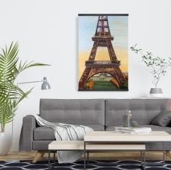 Magnetic 20 x 30 - Eiffel tower by dawn