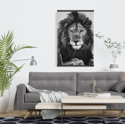 Magnetic 20 x 30 - The lion king
