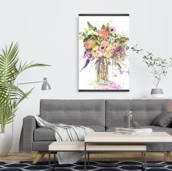 Magnetic 20 x 30 - Romantic bouquet