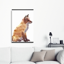Magnetic 20 x 30 - Red fox