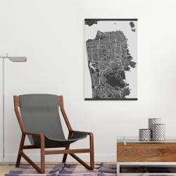 Magnetic 20 x 30 - San francisco city plan