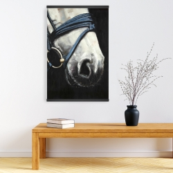 Magnetic 20 x 30 - Horse with harness