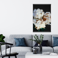 Magnetic 20 x 30 - Blooming peonies