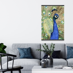 Magnetic 20 x 30 - Peacock