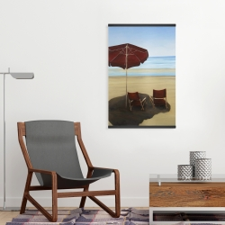 Magnetic 20 x 30 - Relax at the beach