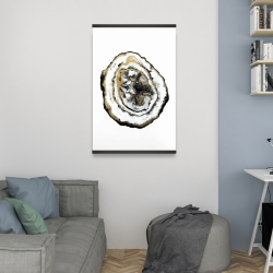 Magnetic 20 x 30 - Golden geode