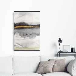 Magnetic 20 x 30 - Gold stripe abstract
