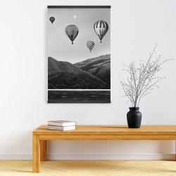Magnetic 20 x 30 - Air balloon landscape