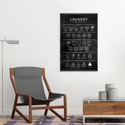 Magnetic 20 x 30 - Laundry