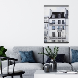 Magnetic 20 x 30 - Buildings along the seine river