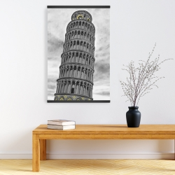 Magnetic 20 x 30 - Tower of pisa in italy