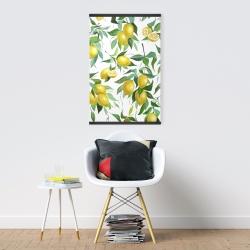 Magnetic 20 x 30 - Lemon pattern