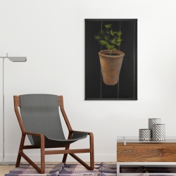 Magnetic 20 x 30 - Plant of parsley