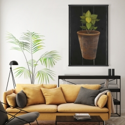 Magnetic 20 x 30 - Plant of bay leaves