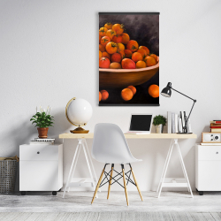 Magnetic 20 x 30 - Bowl of cherry tomatoes