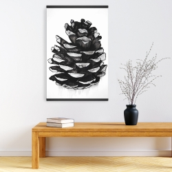 Magnetic 20 x 30 - Pine cone