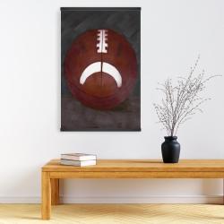 Magnetic 20 x 30 - Football ball