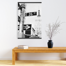 Magnetic 20 x 30 - New york city street signs