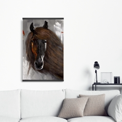 Magnetic 20 x 30 - Proud brown horse