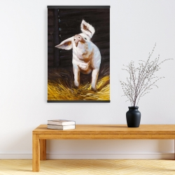 Magnetic 20 x 30 - Happy pig