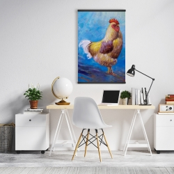 Magnetic 20 x 30 - Beautiful rooster